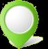 pointeur vert